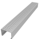 Stillasplank 1/2 2,50m